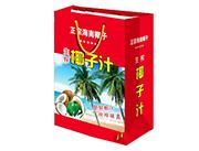 正宗海南椰子生榨椰子汁