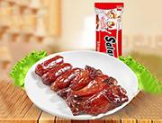萨啦咪肉类零食-即食烤制1+1-小鸡腿28g