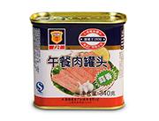 340g烟熏午餐肉