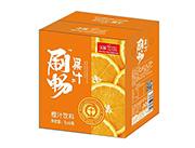 上首刷畅橙汁饮料1lx6瓶
