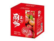 上首刷畅苹果汁饮料1lx6瓶