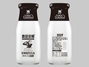 优牛奥丽安娜发酵酸奶饮品原味300ml