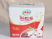 伊利谷物牛奶饮品250ml  12 箱红豆 红米 花生牛奶