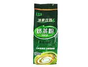 茉香奶�G 抹茶口味珍珠奶茶粉咖啡�C奶茶店原料速溶�_泡�料粉