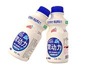 畅益胃动力乳酸菌饮品原味340ml