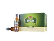 娃哈哈格瓦斯麦芽汁发酵饮品