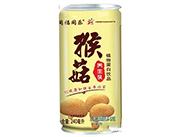 同福同乐猴菇养生乳罐装