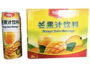 强力芒果汁饮料960ml×6瓶