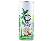 泰子椰椰汁