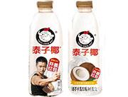 泰子椰椰子牛乳�品1L