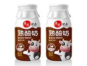 养元优品熟酸奶350ml