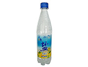 华晨柠檬味盐汽水600ml