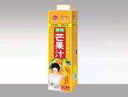 汇之果芒果汁1l盒装