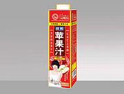 汇之果苹果汁1l
