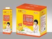 上首玉米汁粗粮饮品1000mlx6瓶