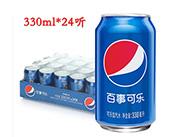 百事可乐 碳酸饮 330ml