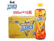 康师傅冰红茶 (500ML+赠50ML )