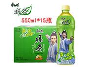 康师傅绿茶 蜂蜜茉莉味 (500ML+赠50ML )