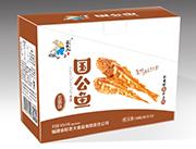 追鱼人五香味国公鱼18g×20包(鱼仔)