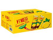 金羽柠檬茶箱装