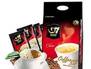 进口食品 越南 G7三合一速溶咖啡 800g袋