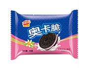润德康奥卡脆巧克力夹心饼干