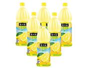 美汁源C粒��檬�料