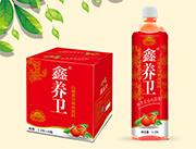 鑫养卫山楂果汁果肉饮料1.28L×6瓶