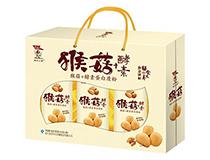 南方人家猴菇酵素蛋白质粉礼盒装