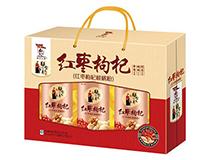 南方人家红枣枸杞核桃粉礼盒