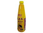 星启动百香果汁饮料1.5L