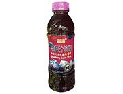 星启动蓝莓汁饮料600ml