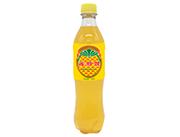 菠萝啤果味碳酸饮料500ml