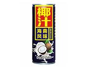 樵宝椰子汁245ml罐装