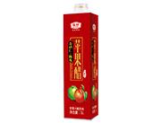 茹妙春砂仁・陈皮低糖型苹果醋饮料1L