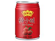 喜醋坊梅子醋饮料250ml
