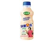 养生冠原味乳酸菌饮品340ml