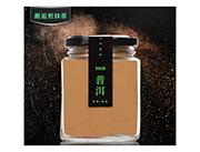 黑茶普洱茶粉煎茶抹茶800-1000目超细烘焙正宗日式sc认证OEM加工