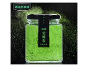 樱花绿茶碧螺春烘焙煎茶抹茶粉1000克-颜色绿500目-奶茶店面包房