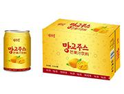 摇四季芒果汁果汁饮料310ml