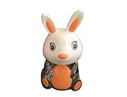 上海心相迎兔子模型食品(白)