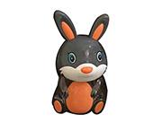 上海心相迎兔子模型食品(灰)