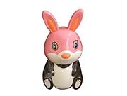 上海心相迎兔子模型食品(粉)