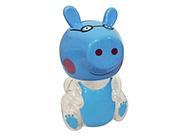上海心相迎蓝猪玩具食品