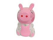 上海心相迎粉猪玩具食品