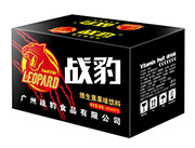 战豹维生素果味饮料600mlx15瓶