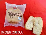 焙乐酸奶烧面包称重