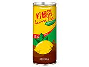 金羽港式柠檬茶饮品245ml
