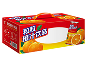 金羽粒粒橙汁饮品礼盒