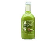 乳果爱复合乳酸菌猕猴桃汁饮品330ml